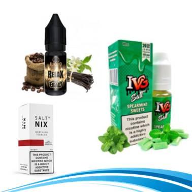 Sales de Nicotina