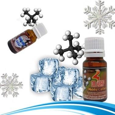 Moléculas de frío